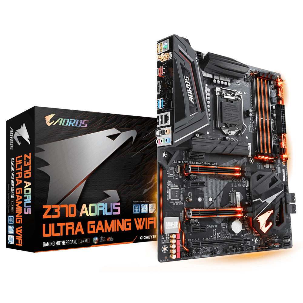 Z370 AORUS ULTRA GAMING WIFI
