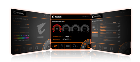 AORUS GRAPHICS ENGINE